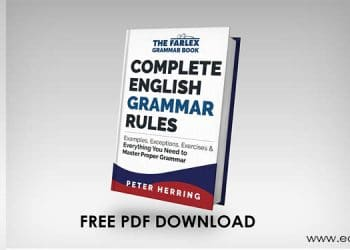 English grammar PDF Books Exercises Rules